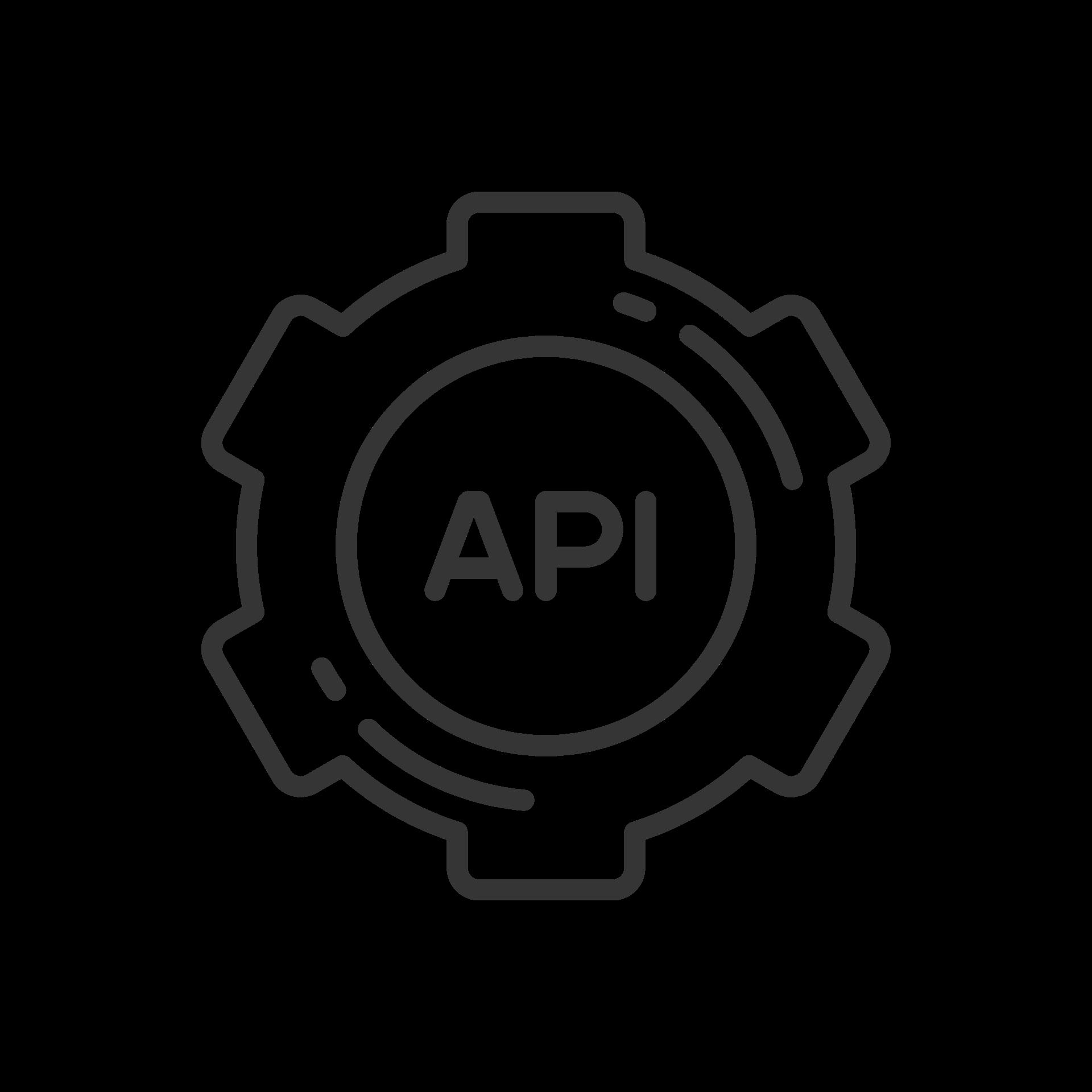 Imagem do Serviço API's