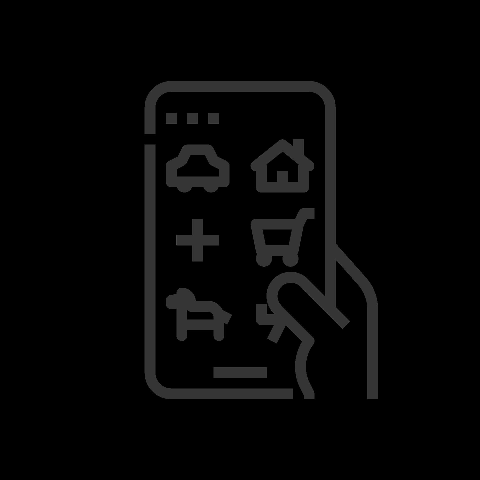 Imagem do Serviço Aplicativos Móveis